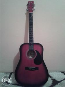 Akustična gitara Tenson sa futrolom