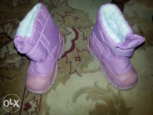 Zimske cizme djevojcice