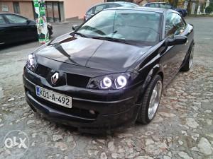 Renault Megane cc cabrio