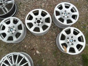 Aluminiumske feluge BMW 3 E46... R16