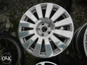 Aluminiumske feluge niklovane  Audi A6 8Jx18 ... R18