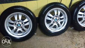 Felge 16 BMW E 90