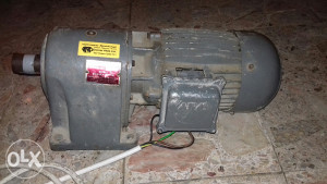 Elektro motor 3kw i reduktor