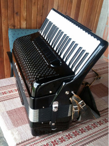 Galanti harmonika