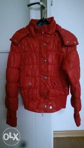 Dječija ženska zimska jakna
