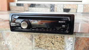 Sony xplod radio usb