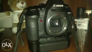 Canon 5D Mark II + Grip