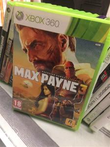 Max payne 3 xbox 360 pal