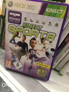 kinect sports xobox 360 pal