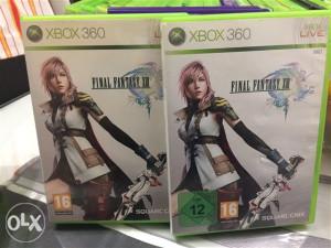 Final fantasy 13 xbox 360 pal