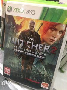 The witcher 2 xbox 360 pal