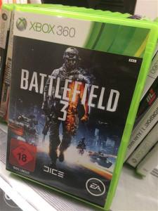 battlefield 3 xbox 360 pal