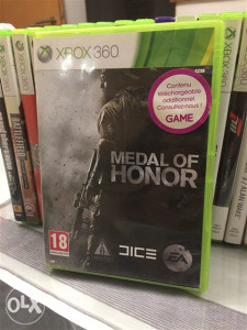 Medal of honor xbox 360 pal