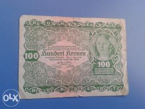 Novčanice AUSTRIJA