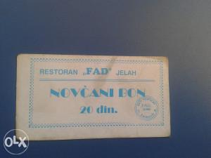 BON Restoran FAD--Jelah
