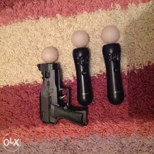 PS3 Move kontroler