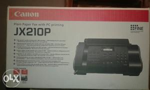 Fax telefon Canon