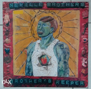The Neville Brothers ‎– Brother's Keeper