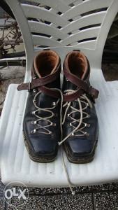 Vojne cipele za planinske jedinice II WW