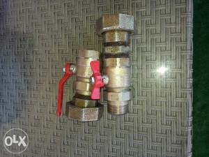 """Kugl ventili 5/4"""" sa holenderima za pumpu 5/4"""""""