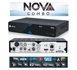 Enfinity EVO Nova Combo DVB-S2 i DVB-T2/C Full HD