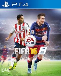 FIFA 2016 (PS4 - Play station 4)