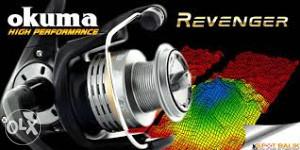 Okuma Revenger RV-40 FD