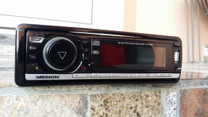 Radio usb medion