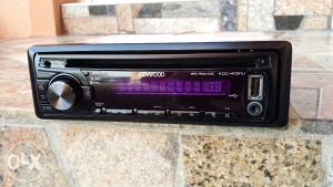 Kenwood radio usb
