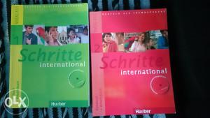 Schritte international knjige za njemacki jezik