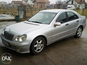 Mercedes c 220 cdi w203 facelift