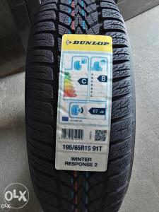 195 65 15 Dunlop Winter Response2 R15 Zimske