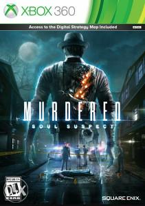 Murder Soul Suspect Xbox 360 igra