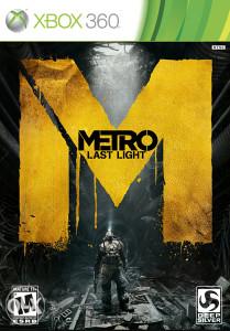 METRO LAST LIGHT XBOX 360 IGRA