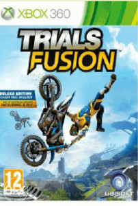 TRIALS FUSION XBOX IGRA