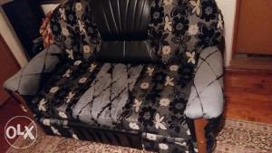 Garnitura -  trosjed,  dvosjed i fotelja