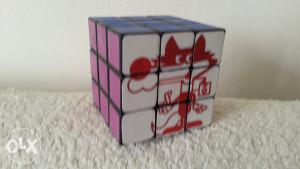 magicna kocka sa likom vućka