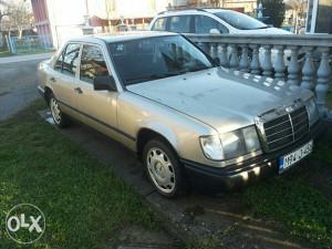Mercedes 124 dizel 66kw