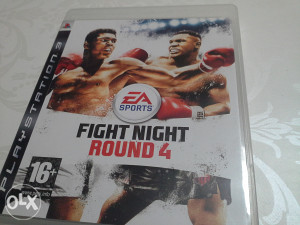 PS3 Fight night round 4 062/528-598