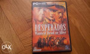 PC orginal igra Desperados (ocuvana)