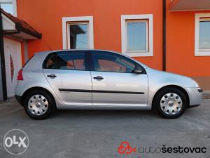 VW GOLF V 1.9 TDI BLUEMOTION 2008g