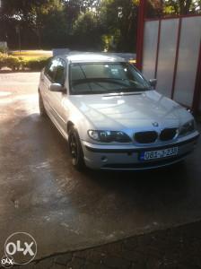 BMW e46 316i Facelift