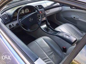 Mercedes Clk 2.0 ben 100kw