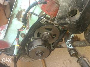 Motor Rizato automatic