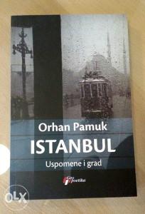 Orhan Pamuk - Istanbul, uspomene i grad
