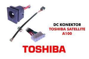 DC Konektor Toshiba Satellite A100