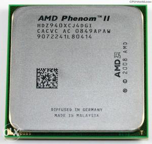 Procesor AMD Phenom II 940 X4 3.0 Ghz Socket AM2+