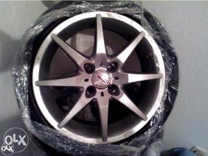 Alu felge 16X6,5 ET38   Bridgestone gume ! !