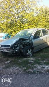 Opel Astra udaren