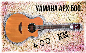 Yamaha APX 500